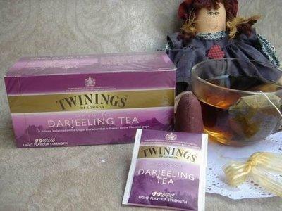 *阿提卡Anike*TWININGS單口味-唐寧大吉嶺茶 /皇家伯爵/英倫早餐
