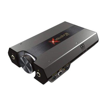 光華.瘋代購 [預購] Creative Sound BlasterX G6 USB DAC sbx-g6