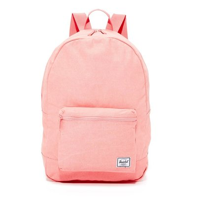 Herschel Daypack 粉紅 Strawberry Ice 草莓冰 帆布 簡約 輕量 可收納 後背包 [現貨]