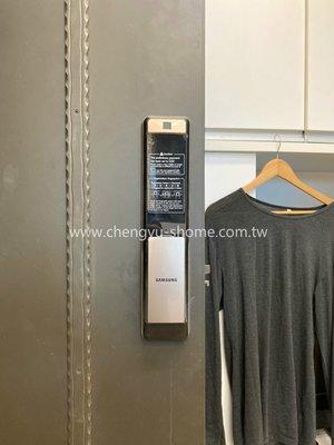 【 誠 宥 科 技 】電子鎖 SAMSUNG SHP-DP609 密碼鎖 指紋鎖 大門鎖 門鎖 鎖 yale 7116A