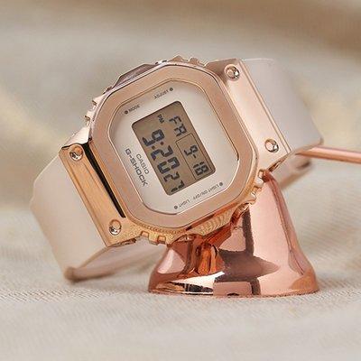 [Snoopy名錶商行]卡西歐G-SHOCK GM-S5600PG-4/G-7/5600-1/B-1/3 電子運動男腕手錶