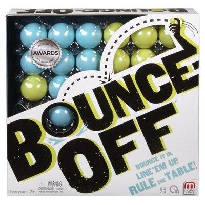 大安殿實體店面 Bounce Off Sequence 歡樂彈跳球 入門款 Mattel正版益智桌上遊戲