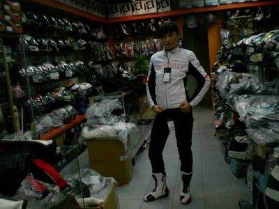 ※[元素重車裝備]※ DAINESE 2012年 G.RACING TEX透氣防風防水四季型女用/現貨˙來店再優惠