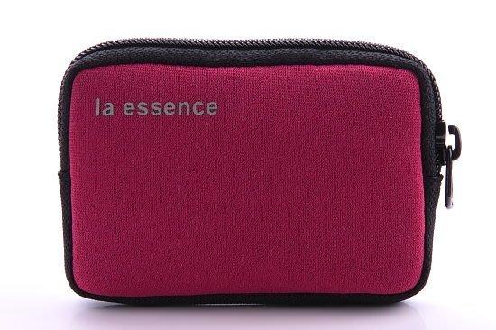 la essence LE-9303N 卡片零錢包/相機包/SONY 潛水衣布相機保護袋 防震抗摔