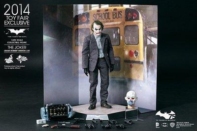限定 HOT TOYS MMS249 黑暗騎士 小丑 搶匪版 2.0