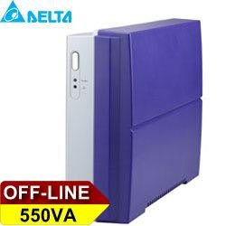 台達 SX550 550VA OFF-LINE UPS 不斷電系統 包含全新電池 台中市