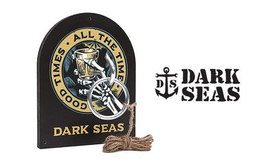 GOODFORIT / 美國Dark Seas Ring Toss Game飲酒擲環遊戲組
