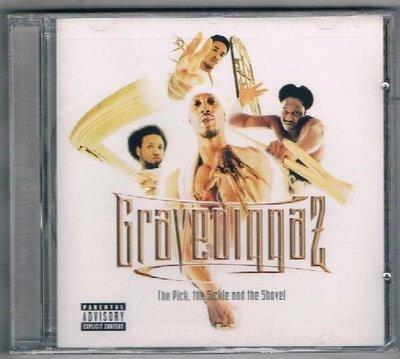 [鑫隆音樂]西洋CD-GRAVEDIGGAZ / THE PICK, THE SICKLE AND THE SHOVEL {63881325012}原裝進口版