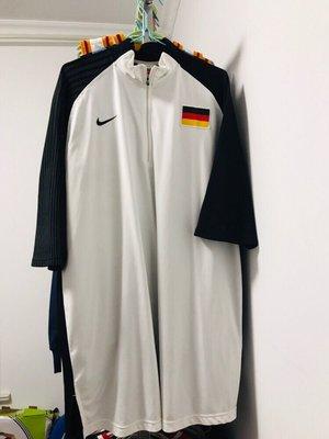正品球衣~德國男籃國家隊 諾維茨基 2008北京奧運GI 球員版短袖投籃服 NIKE
