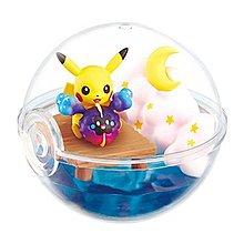 Rement 寵物小精靈 Pokemon Terrarium EX Alola Part 2 # 1 Pikachu