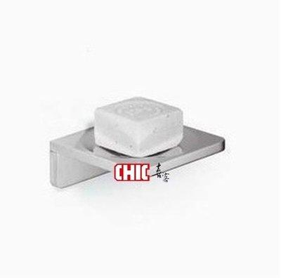 【晶懋生活網】  皂盤架  CHIC 喜客  480.0301  金屬皂盤架