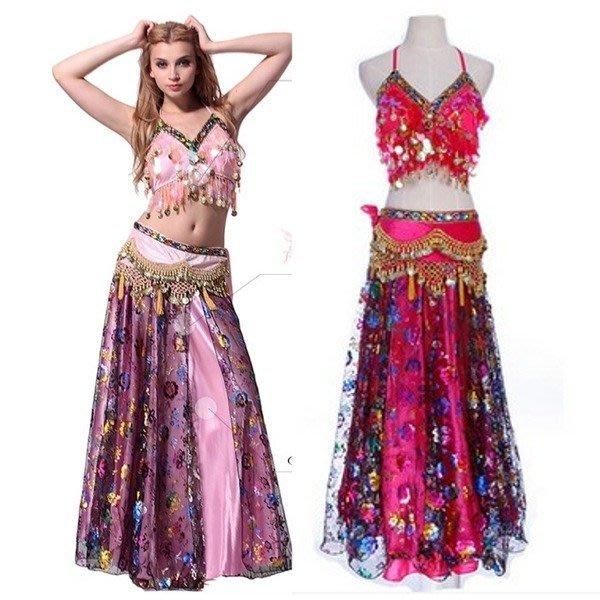 5Cgo【鴿樓】會員有優惠 14379363421 肚皮舞高檔演出服裝 拉丁恰恰國標 舞衣 舞裙 舞蹈服 印度舞