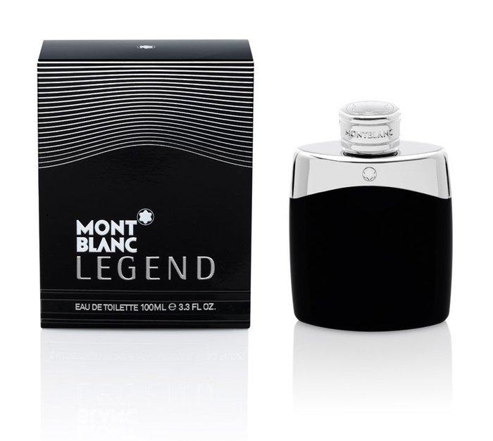 岡山戀香水~MONT BLANC 萬寶龍 傳奇經典男性淡香水100ml~優惠價:1290元