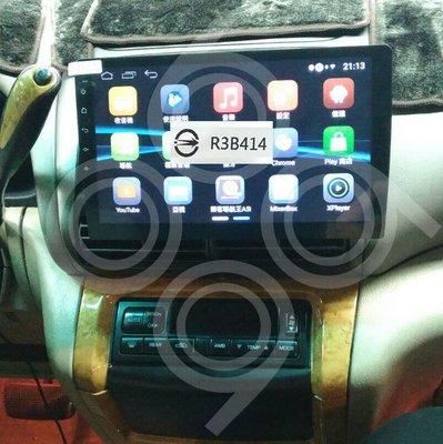 Nissan QRV -10吋安卓機.九九汽車音響(台北市-大安店).公司貨保固一年