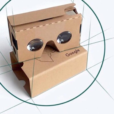VR 眼鏡 官方 Cardboard 2 二代 3D 虛擬實鏡 紙盒版 生日禮物