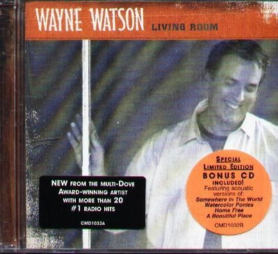 八八 - Wayne Watson - Living Room - 2 CD