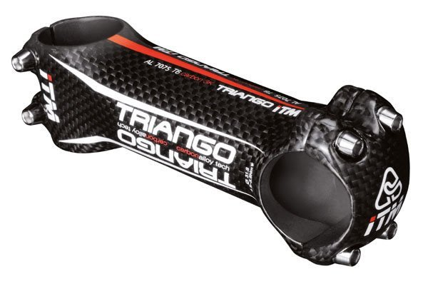 *阿亮單車*ITM R-TRIANGO 碳纖維外觀龍頭,對應把手31.8mm,7種長度《A