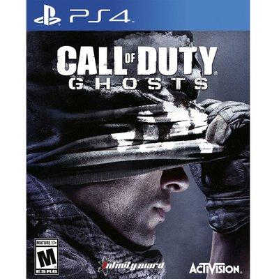 (現貨全新) PS4 決勝時刻 魅影 Call of Duty Ghosts 英文美版