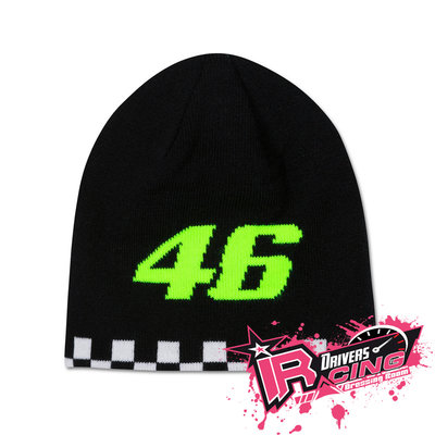 ♚賽車手的試衣間♚ VR46 Rossi DOUBLE SIDED 46 THE DOCTOR BEANIE 毛帽