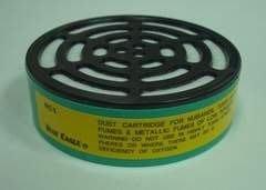 @安全防護@ 藍鷹牌 RC-1 防毒口罩濾塵罐 (適用 NP-307 及 NP-308口罩 )