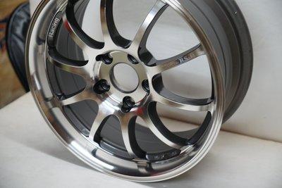全新鋁圈 wheel HS219 16...