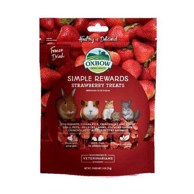 SNOW的家【訂購】Oxbow 輕食美味系列 冷凍乾燥草莓15g (80032724