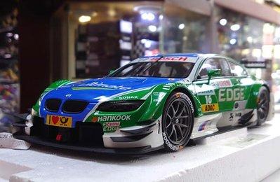 Minichamps 1/ 18。BMW M3 DTM 2012。原盒 台北市