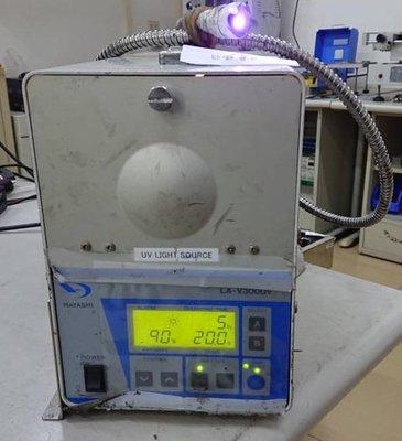行家馬克 工控 工業設備 日本LA-V3000UV燈箱 光源裝置 光源機 光調控 光源設備 買賣維修
