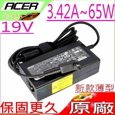 Acer 65W 19V 3.42A 充電器 (原廠 薄型) 2300 2420 2430 4100 4200 4300 台中市