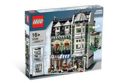 【全新未拆】LEGO 10185 街景系列 盒況佳 高雄市