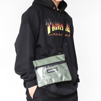 【QUEST】SCOCHE BAG 軍...
