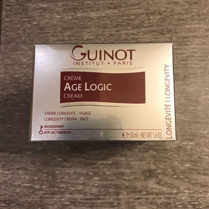Guinot 法國婕娜/維健美 Crème Age Logic 時空面霜 50ml