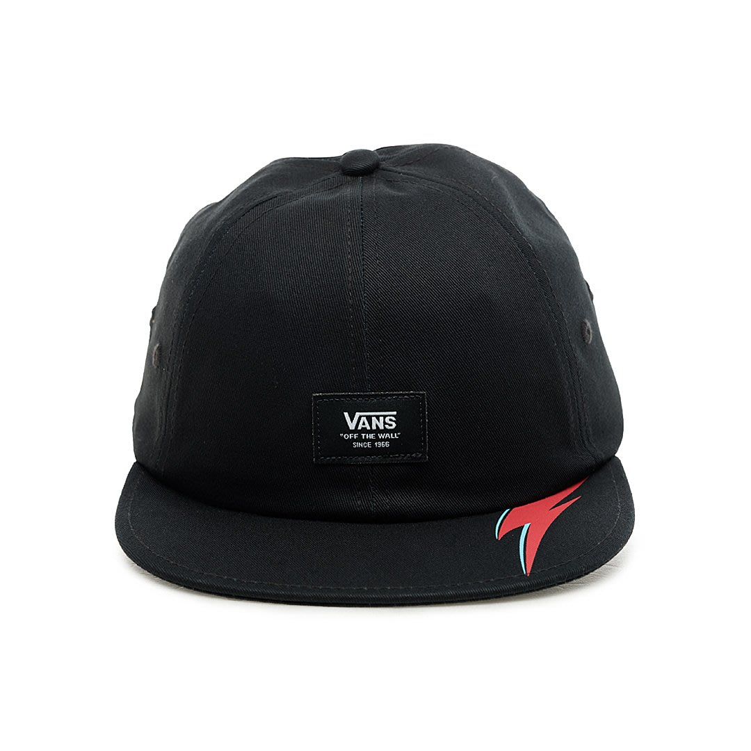 VANS DB (ALADDIN SANE) JOCKEY FM723020 帽子