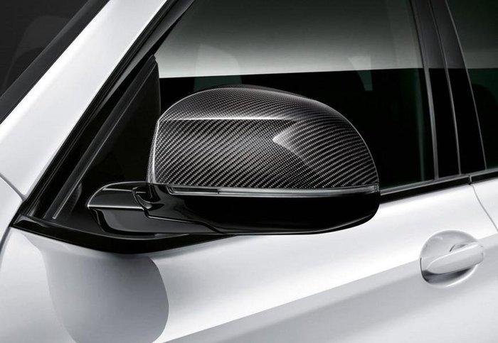 【樂駒】BMW G02 X4 M Performance Carbon 原廠 後視鏡蓋 碳纖維 外觀 空力 套件