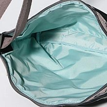 凱莉代購 Lesportsac 3352 刺繡貓 單肩三層拉鍊 斜背包休閒降落傘防水 輕便 出遊 預購