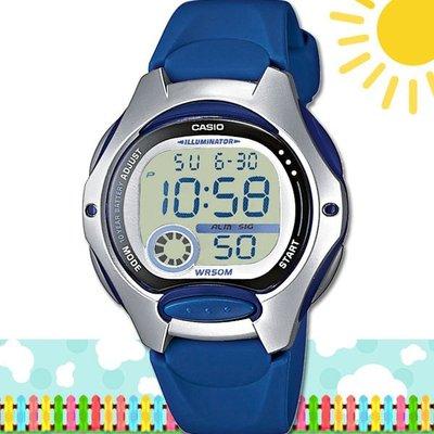 CASIO 時計屋 卡西歐手錶 LW-200-2A 數字錶 兒童錶 球面玻璃 保固 附發票