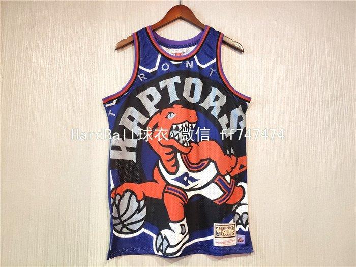 NBA大队标Big Face系列 多倫多暴龍隊 Leonard Lowry 籃球運功背心