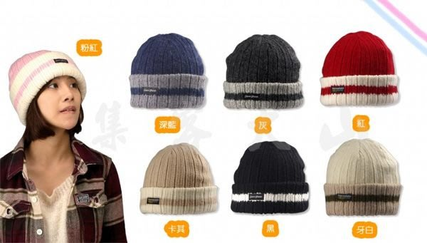 【大山野營】SNOW TRAVEL 男女3M高級羊毛帽 保暖帽 毛線帽 防風帽 遮耳帽 反摺帽 AR-18B