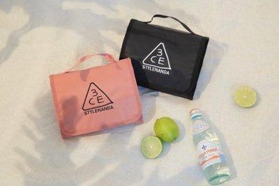 韓國 代購  3CE WASH BAG 盥洗包 化妝包 旅行包 萬用旅行包