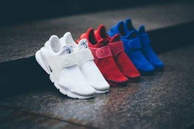 """全新正品 Nike Sock Dart """"Independence Day"""" Pack 白藍紅"""