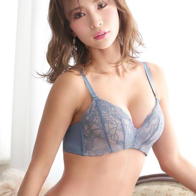 Pied Piper日本代購 BJ070 aimer feel藍色系法式蕾絲成套內衣褲