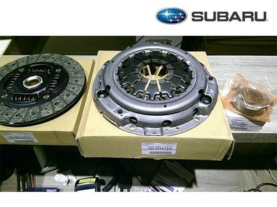 日本 Subaru STI 離合器 組 Impreza GC8 GF8 EJ20 專用