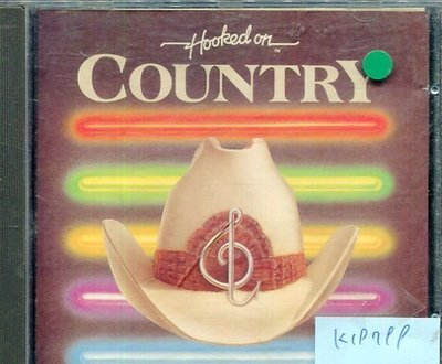 *真音樂* COUNTRY / HOOKED ON 二手 K19799