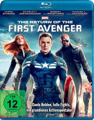 【藍光電影】美國隊長2/美國隊長2:酷寒戰士 Captain America: The Winter Soldier(2014) 45-059