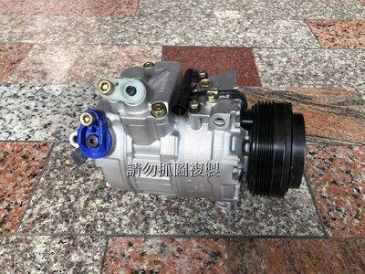 寶馬 X3 E83 整理新品 4溝 壓縮機 另有賓士W202 W203 W204 W210 W211 W163 W168