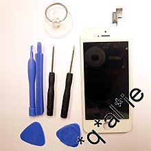Compatible Apple iPhone 6 Plus White Replacement LCD Touch Screen 送工具