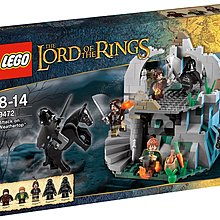 LEGO 9472 絕版 Lord of the Rings 魔戒 Attack On Weathertop 全新 未開盒 MISB