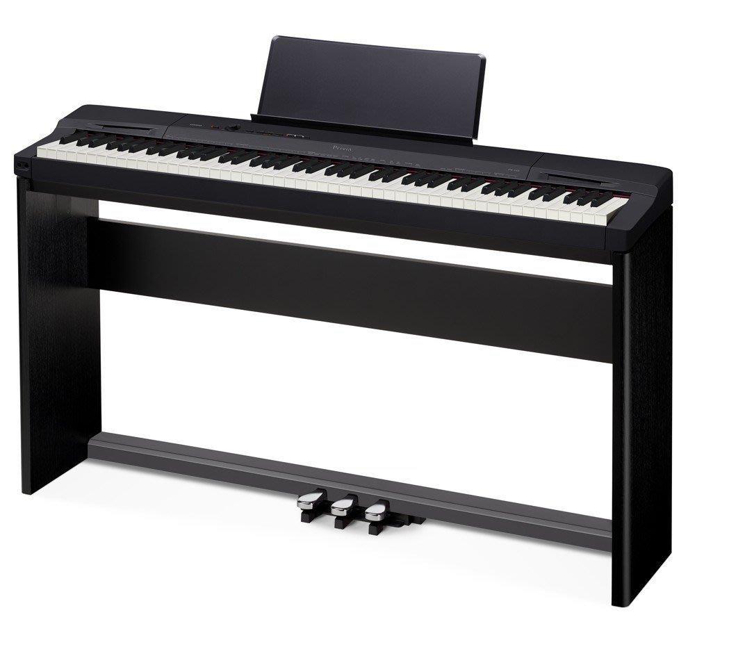 *雅典樂器世界* 極品 卡西歐 CASIO PX-160 電鋼琴 PX160 數位鋼琴 公司貨