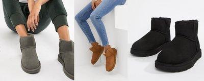 ◎美國代買◎UGG Classic Mini II 經典迷你短筒雪靴羊毛靴~歐美時尚~大尺碼
