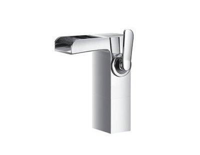 【亞御麗緻衛浴】BETTOR Cascade 泉瀑系列 面盆龍頭半加高瀑布龍頭 FH 9825A-D66